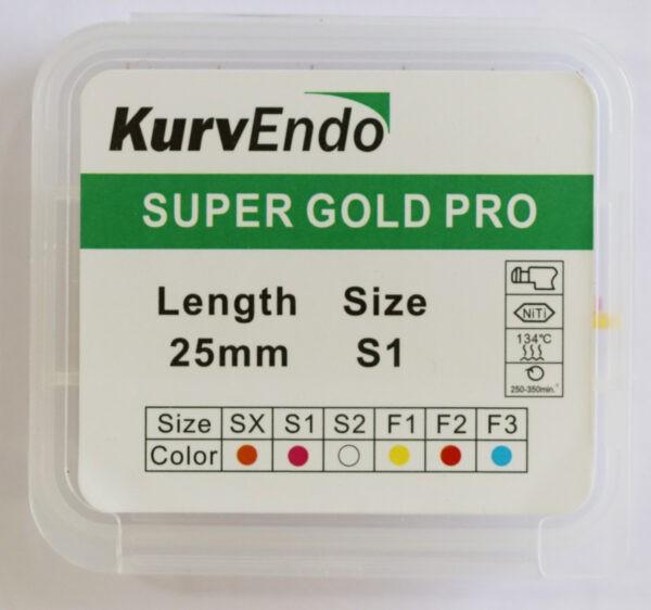 Kurvendo Super Gold Pro