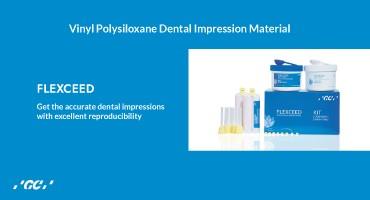 Dental Impression material Flexceed