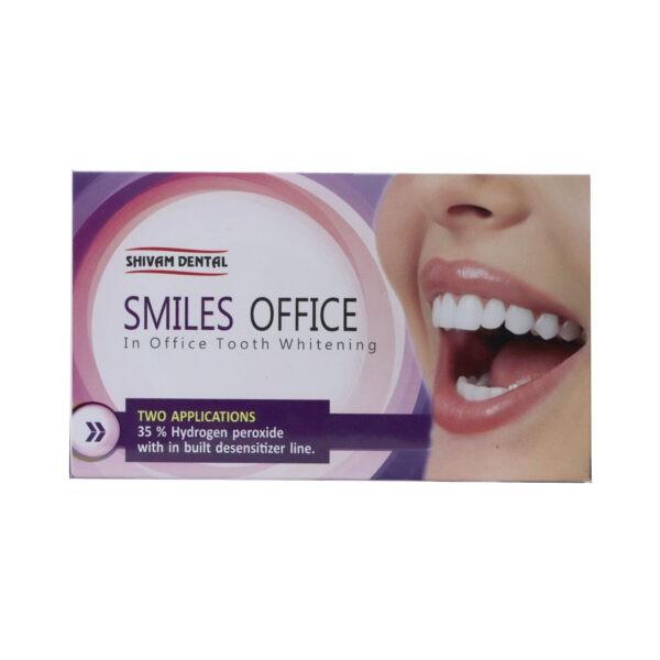 Dental Tooth Whitening Bleach